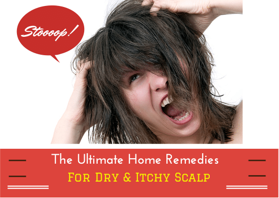 The 6 ultimate homemade dry itchy scalp remedies