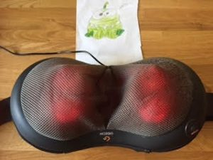 infrared massage pillow for flu body aches