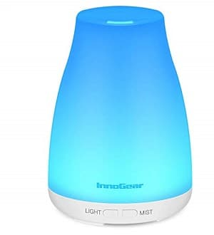 essential oil diffuser humidifier for bedroom