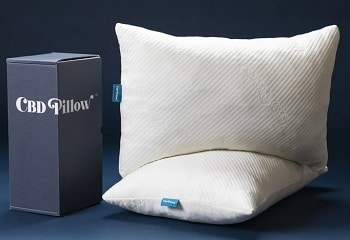 CBD Pillow for night anxiety
